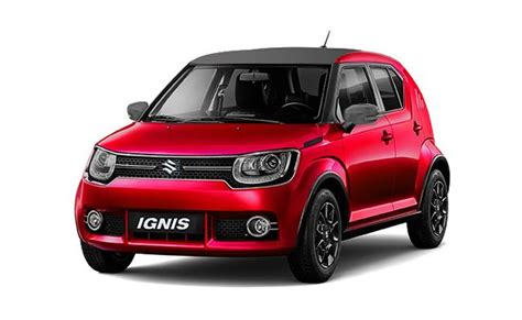 Outer Model Suzuki Ignis maruti ignis in india features reviews specifications