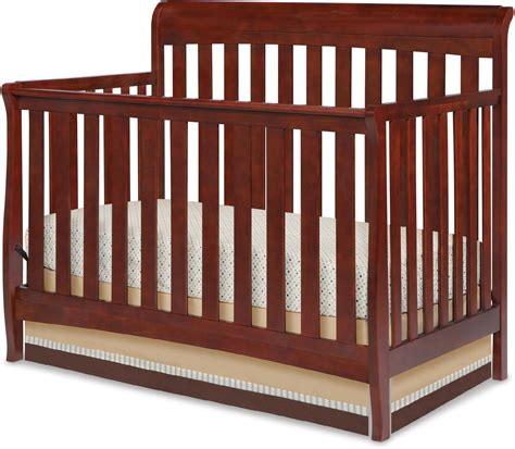 4 Way Convertible Crib delta marquis 4 in 1 convertible sleigh crib shop your way shopping earn points on