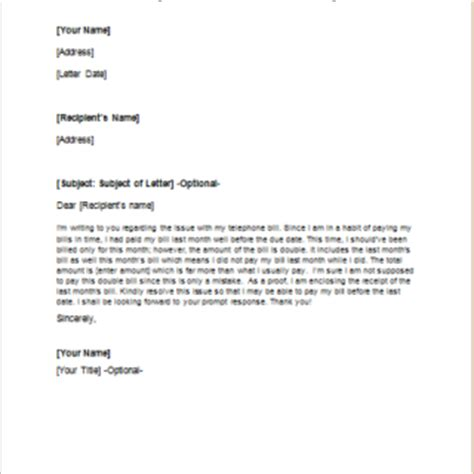 disagreement letter disagreement letters writeletter2