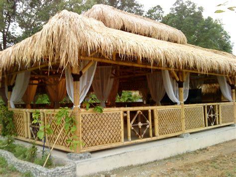 Kursi Bambu Magelang berbagai macam model gasebo dan rumah dari bambu di istana