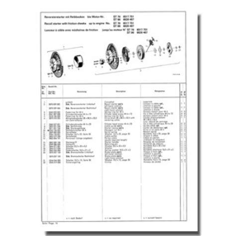 Sachs Motor Stamo 76 by Schreiber Zweiradshop De Ersatzteilliste Stamo 76 Stamo 96