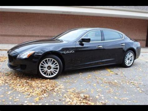 Maserati All Wheel Drive Purchase New 2014 Maserati Gran Turismo S Q4 All Wheel