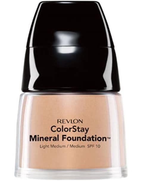 Revlon Colorstay Mineral Foundation Powder revlon colourstay mineral foundation reviews