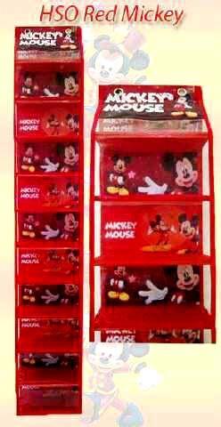Rak Sepatu Gantung Mickey Mouse rak sepatu gantung toko bunda