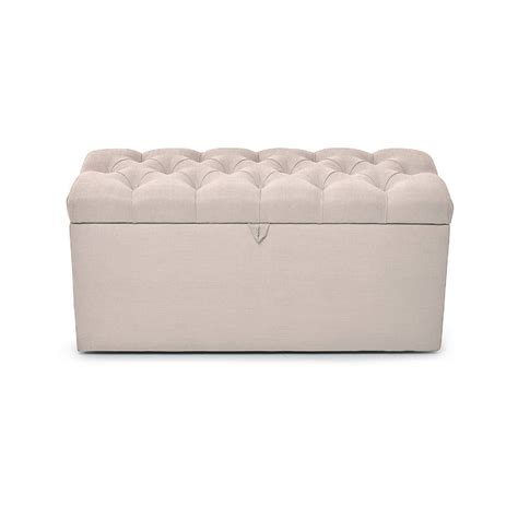 End Of Bed Ottoman Burford End Of Bed Ottoman By Within Home Notonthehighstreet