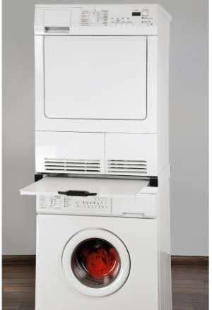 gestell waschmaschine trockner trockner auf waschmaschine stellen oder befestigen