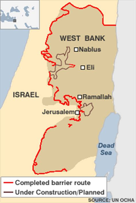 nablus map news middle east new support for west bank outpost