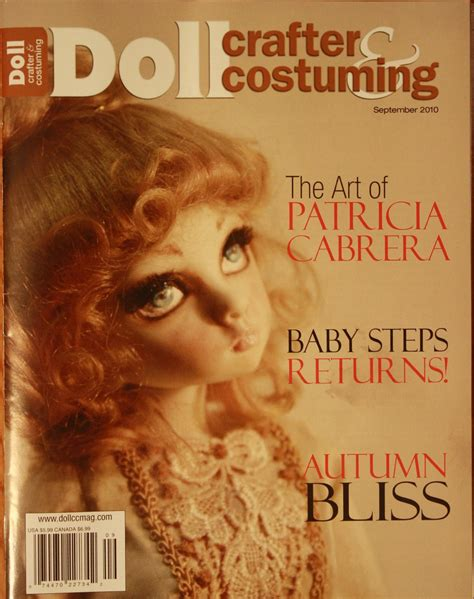jointed doll magazine patitadolls porcelain jointed dolls bjd