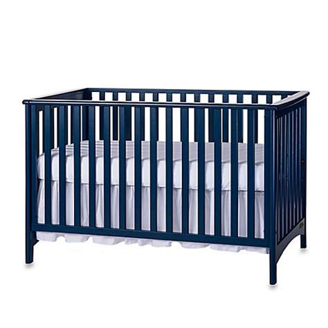 European Crib Mattress Child Craft 3 In 1 Style Convertible Crib In Blue Buybuy Baby