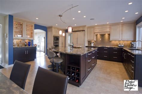 light and dark kitchen cabinets dark and light kitchen eclectic kitchen chicago by