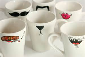 Coffee Mug Ideas by Little Gray Fox Holiday Diy Fun Gifts For Anyone