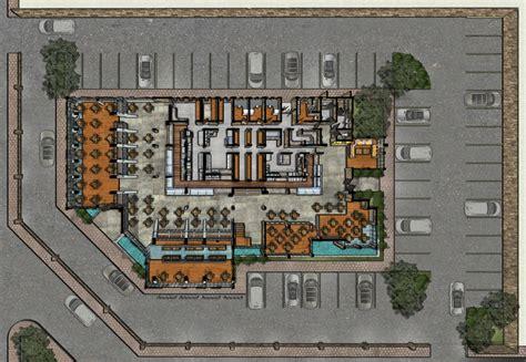 2 story restaurant floor plans 2 story restaurant by jan paul tomilloso at coroflot com