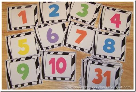zebra printable calendar calendar numbers calendar and zebras on pinterest
