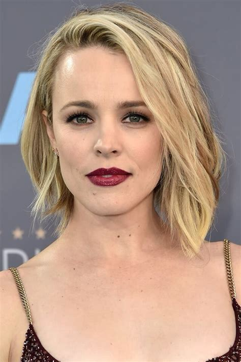 womens haircut in dc rachel mcadams bob pinteres