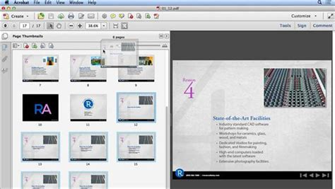 adobe presenter templates creating a pdf presentation