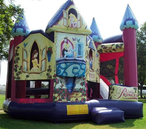 big bouncy houses slide bounce houses combo units happy party rental miami