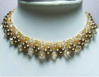 free jewelry lessons beaded necklace tutorial 8 steps with pictures