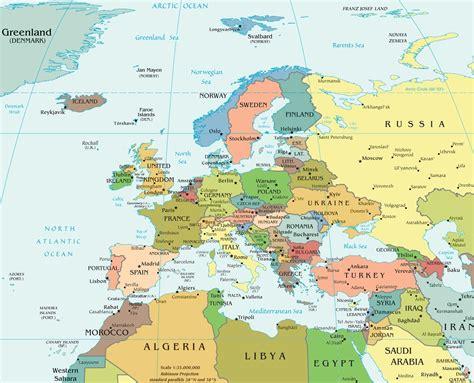 europe map of map of europe wallpaper wallpapersafari