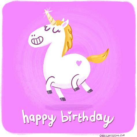 Unicorn Happy Birthday Meme