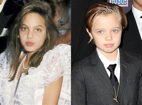 Starring Shiloh Pitt by And Shiloh Pitt Are Identical