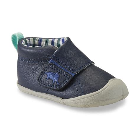 carters toddler boy shoes s every step baby boy s stage 1 andy crawling shoe