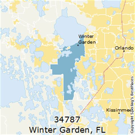 map winter garden florida best places to live in winter garden zip 34787 florida
