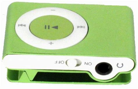 Mini Mp3 Player Green wholesale 4gb cl mini mp3 player green