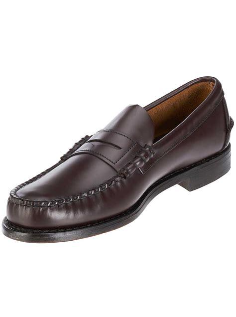 classic mens loafers sebago mens classic loafers in cordo