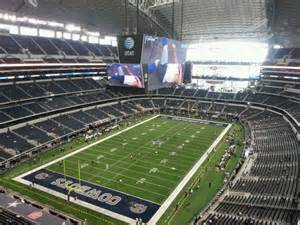 dallas cowboys stadium sections at t stadium section 453 home of dallas cowboys
