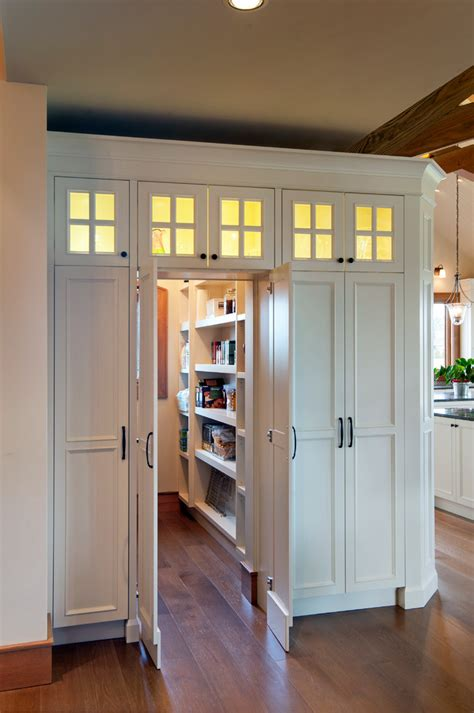 diy built in pantry kitchen traditional with kitchen