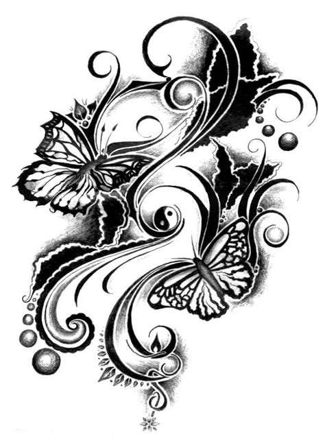 tribal designs tribal butterfly meaning