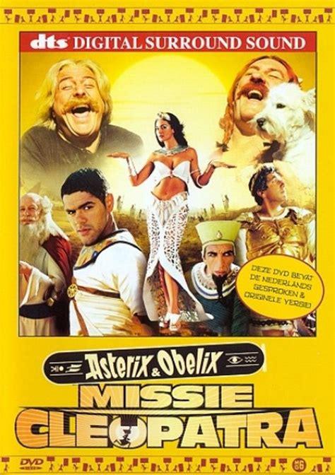 monica bellucci gerard depardieu film bol asterix obelix missie cleopatra g 233 rard