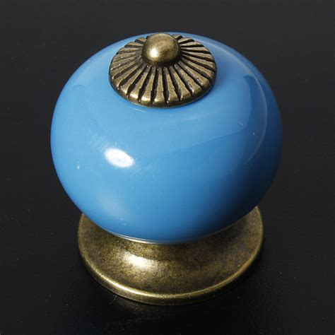 Door Knob Colors Ceramic Zinc Alloy Door Cabinet Knob 5 Colors Alex Nld