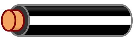 file wire black white stripe svg wikimedia commons