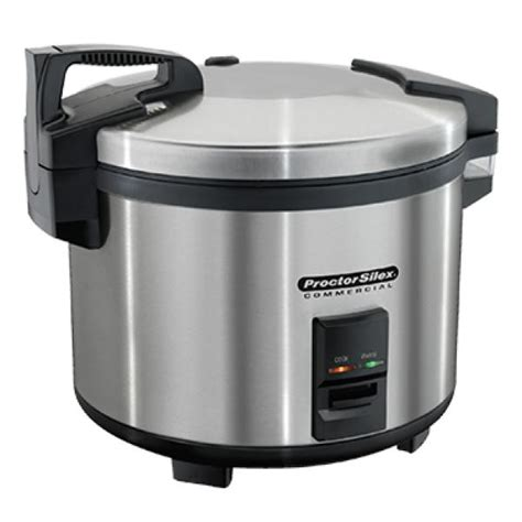 Rice Cooker Untuk Catering proctor silex 174 commercial rice cooker warmer 40 cup