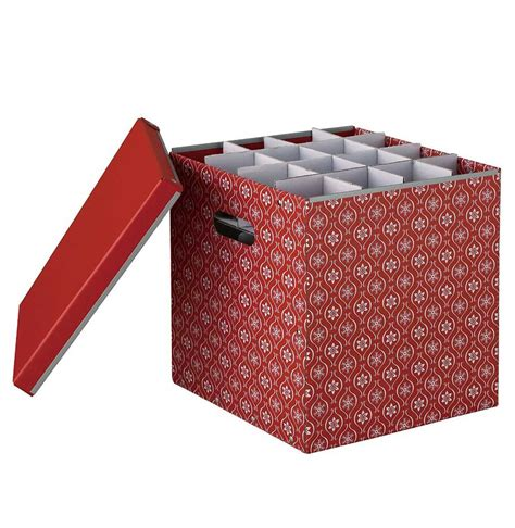 ornament box storage ornament storage box in ornament storage boxes