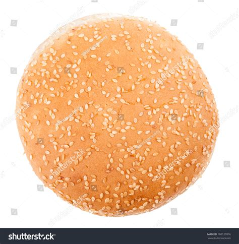 best bun for burgers top view burger bun on white stock photo 160121816