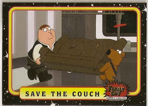 family guy couch star wars star wars universe