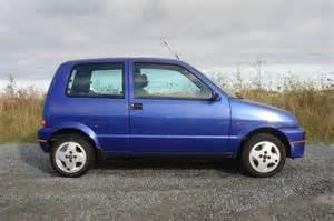 Fiat Cinquencento Fiat Cinquecento 11 Sporting Review Fiat Cinquecento