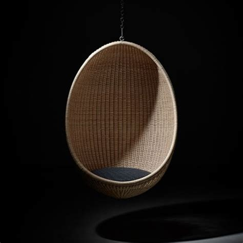 Indoor Hanging Egg Chair by Monoqi Hanging Egg Chair Indoor Organic