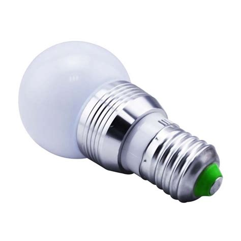 ir led light bulb 5w e27 e14 b22 colors changing rgb led light bulb ir