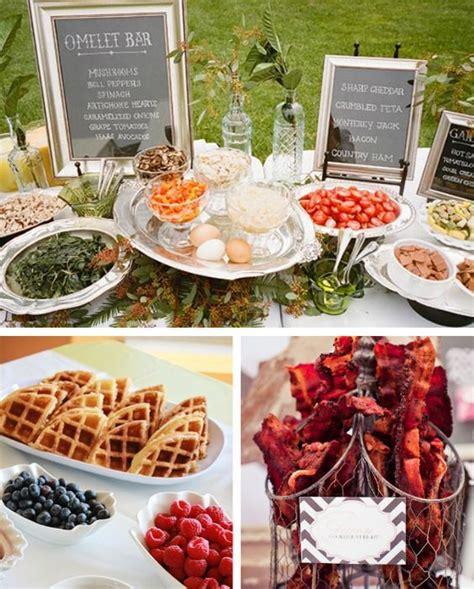 cheap wedding buffet 25 best ideas about wedding reception food on