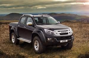 Isuzu Offroad Isuzu D Max At35 Arctic Road Special Introduced In The