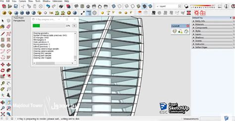 pattern sketch plugin how to use grow and curviloft sketchup extension to design