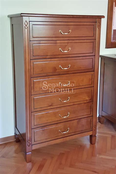 cassettiere settimanali cassettiera settimanale in legno massello mobilificio