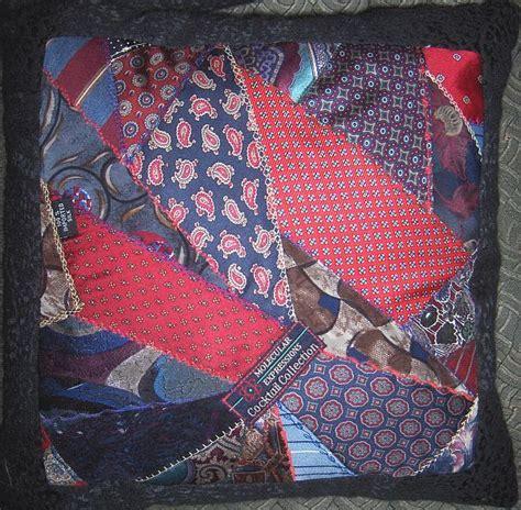 neck tie pillow creativity