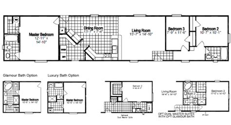 oklahoma floor plans modular home oklahoma floor plans 28894 mobile homes now