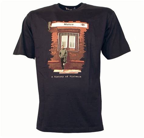 80s Shirt by 80s Casuals Malice Navy T Shirt T Shirts From