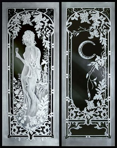 Glass Door Etching Stencils 30 Best Etched Glass Images On Glass Etching Crystals And Etched Glass