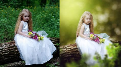 Photoshop CC Tutorial   Fantasy Look Photo Effect Editing